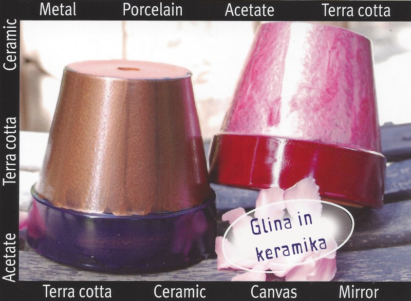 Uporaba na keramiki