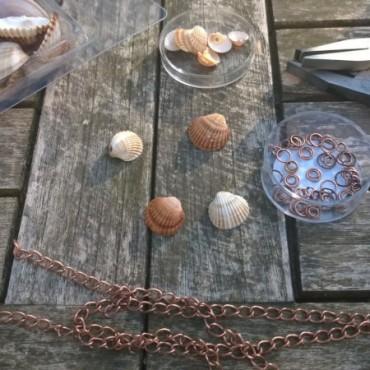 Ogrlica iz školjk